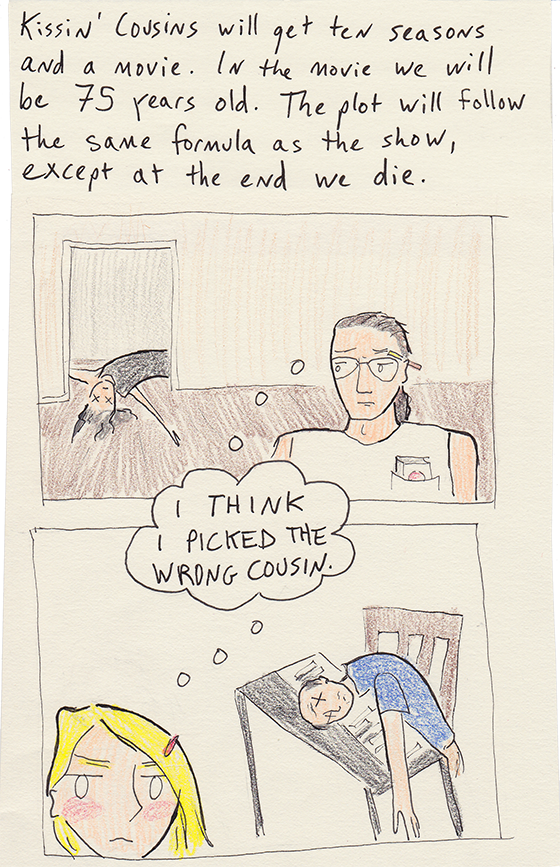 kissin cousins page 7
